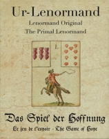 Oracle kortos Primal Lenormand – The Game of Hope