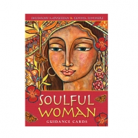 Oracle kortos Soulful Woman Guidance Cards