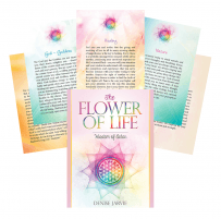 Oracle kortos The Flower of Life