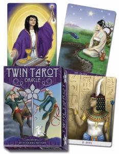 Oracle Kortos Twin Tarot