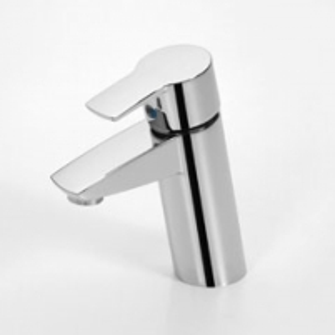 ORAS CUBISTA maišytuvas praustuvui be dugno vožtuvo 2 Faucets vanities
