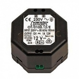 ORAS ELECTRA maitinimo šaltinis, 230/12 VDC 1A Bathroom accessories