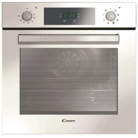 Orkaitė Candy Oven FCP615WXL Electric, 70 L, White, Aquactiva, A+, Rotary knobs/ electronic, Height 60 cm, Width 60 cm, Built-in Cepeškrāsns