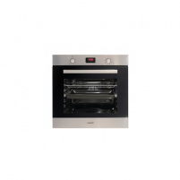 Orkaitė CATA LCMD8008X Built in Multifuntional Oven, 70 L, Stainless steel, AquaSmart cleaning system, A, Retractable Push Pull knobs, Width 60 cm, Įmontuojamos orkaitės