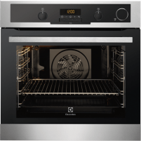 Oven Electrolux Oven EOB6631BOX Built-in, 72 L, Stainless steel without fingerprints, Easy to clean enamel, A+, Electronic, Height 59,4 cm, Width 59,4 cm, Integrated timer, Steam oven