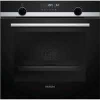 Oven SIEMENS HB578ABS0 Multifunctional Oven, 71 L, Stainless steel, Pyrolysis, Height 59.5 cm, Width 59.5 cm Oven