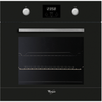 Oven Whirlpool Oven AKP 461NB Multifunctional, 60 L, Black, Manual, A, Electronic/ mechanical, Height 60 cm, Width 60 cm, Integrated timer, Electric