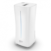Oro drėkintuvas Stadler form Air humidifier Eva E014 Humidification capacity 320 ml/hr, White, Type Ultrasonic, 125 m³, 26 W, Suitable for rooms up to 50 m², Water tank capacity 4 L Air humidifier