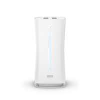 Oro drėkintuvas Stadler form Air humidifier Eva White E010 200 m³, Suitable for rooms up to 80 m², Humidification capacity 550 ml/hr, White, Water tank capacity 6.3 L, 95 W Air humidifier