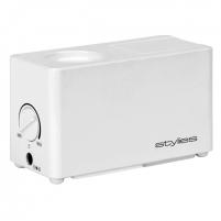 Oro drėkintuvas Stylies Travel Humidifier Atlas HAU4701 Humidification capacity 80 ml/hr, White, Type Ultrasonic, 16 W, Water tank capacity 0.5 L Air humidifier