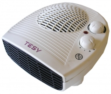 Oro šildytuvas TESY 202H Šildytuvai ventiliatoriniai