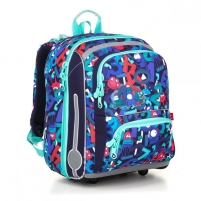 Ortopedinė kuprinė TOPGAL BEBE 18003 B CHILLI SERIES Backpacks for kids