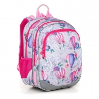 Ortopedinė kuprinė TOPGAL ELLY 18007 G CHILLI SERIES Backpacks for kids
