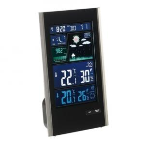 Orų stotelė ClipSonic Barometric weather station SL250 Interjero laikrodžiai