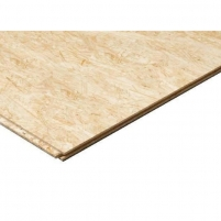 Grooved OSB3 board 2500x625x18 (1,5625 sq.m.) Chips card (osb)