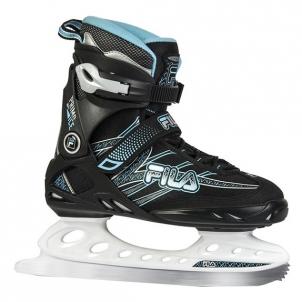Pačiūžos Primo Ice Lady black/light blue/F16 size 37