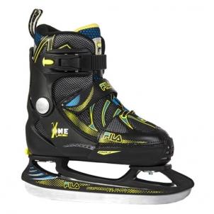 Pačiūžos X-One Ice blk/yellow/F16 M35 Ice skates