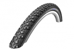 Padanga 28 Schwalbe Marathon Winter HS 396, Perf Wired 42-622 Black-Reflex