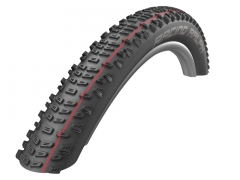 Padanga 29 Schwalbe Racing Ralph HS 490, Evo Fold. 57-622 Addix Speed Bicycle wheels, tires and their details