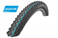 Padanga 29 Schwalbe Racing Ray HS 489, Evo Fold. 54-622 Addix SpeedGrip Bicycle wheels, tires and their details