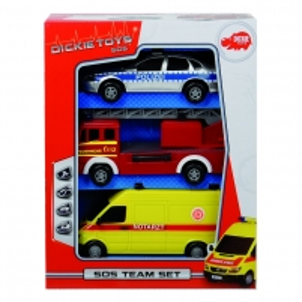 Pagalbos automobiliai SOS Team Set