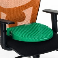 Pagalvėlė Original Pezzi Fit-Sit Green
