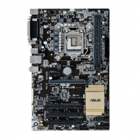 Pagrindinė plokštė Asus H110-PLUS Processor family Intel, Processor socket LGA1151, DDR4-SDRAM, Memory slots 2, Supported hard disk drive interfaces Serial ATA III, Number of SATA connectors 4, Chipset Intel® H110, ATX