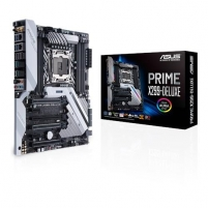 Pagrindinė plokštė ASUS PRIME X299-DELUXE, LGA 2066, X299, 4 x DIMM DDR4 , USB 3.1