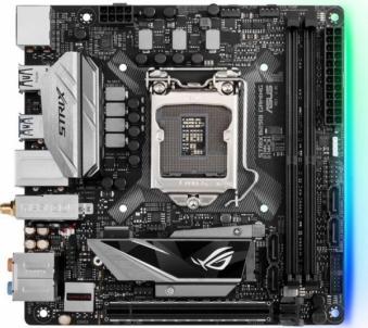 Pagrindinė plokštė ASUS STRIX B250I GAMING, LGA-1151, DDR4 2400/2133MHz, 4 x SATA 6Gb/s, USB 3.0