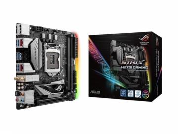 Pagrindinė plokštė ASUS STRIX H270I GAMING, LGA-1151, DDR4 2400/2133MHz, 4xSATA 6Gb/s,USB 3.0