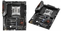 Pagrindinė plokštė ASUS STRIX X99 GAMING, X99, QuadDDR4-2133, SATAe, SATA3, M.2, USB 3.1, ATX