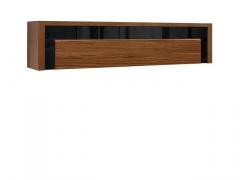 Pakabinama lentyna Arosa SFW1K rudas ąžuolas Baldų kolekcija AROSA