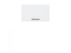 Pakabinama spintelė Junona GO/50/30 balta blizgi Virtuvės spintelių kolekcija Junona