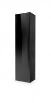 Pakabinama spintelė LIVO S-180 juoda Baldų kolekcija LIVO