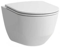 Pakabinamas unitazas Pro Rimless PACK with SLIM cover (898966) withaut nuplovimo lanko (360x530x430 mm), baltas