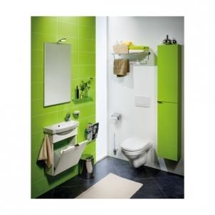 Hanging toilet Tigo with Slow close cover