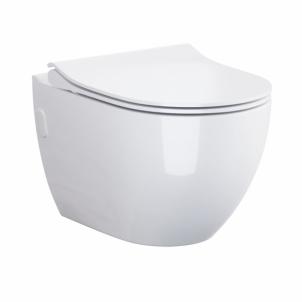 Подвесные WC горшок OPOCZNO, Urban Harmony Clean-On Уборная шкафы