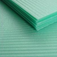 Underlayment IzoNord CEZAR 3mm, 1x0.5m (5 m2/box)  Decking floor coverings