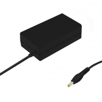 Pakrovėjas Laptop AC power adapter Qoltec Acer Asus 50W | 2.64A | 19V | 4.8x1.7