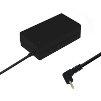 Pakrovėjas Laptop AC power adapter Qoltec Asus 40W | 2.1A | 19V | 2.5x0.7