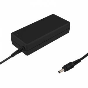 Pakrovėjas Laptop AC power adapter Qoltec HP Compaq 90W | 18.5V | 4.9A | (4.2+4.8)*1.7