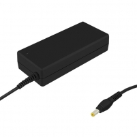 Pakrovėjas Laptop AC power adapter Qoltec HP Compaq 90W | 19V | 4.74A | (4.2+4.8)*1.7