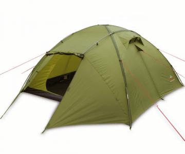 Palapinė Tornado 2 Žalia Camping tents