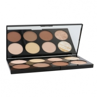 Paletė veido kontūravimui Makeup Revolution London Ultra Contour Palette Cosmetic 13g Powdery palette of shadows for contouring) Skaistalai veidui