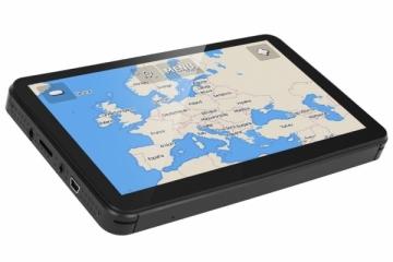 Palydovinė navigacijos Peiying PY-GPS7013 žemėlapio GPS navigacinė technika