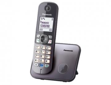 PANASONIC KX-TG6811FXM Telefonas (p) Bevieliai telefonai