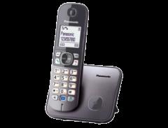 PANASONIC KX-TG6811FXM Telefonas (p) Bezvadu tālruņi