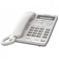 Panasonic KX-TS620FXW Corded phone, White Vadu telefoni