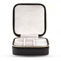 Papuošalų dėžutė Beneto Black travel jewelry box Papuošalų dėžutės / kosmetinės