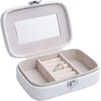 Papuošalų dėžutė JK Box White jewelry box SP-954 / A1 Jewelry boxes